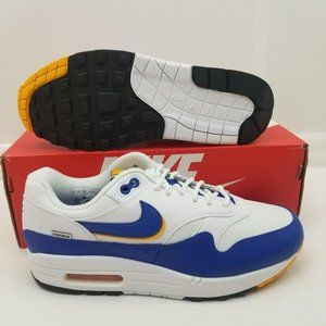 Nike Air Max 1 White Game Royal AO1021-102